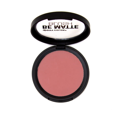 City Color Be Matte Blush - Sunset Safari