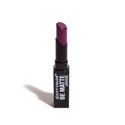 City Color Be Matte Lipstick - Cammi