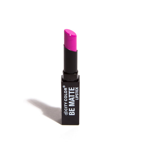 City Color Be Matte Lipstick - Queenii