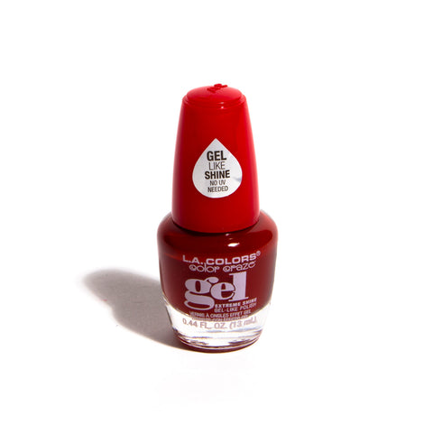 LA Colors Extreme Shine Gel Polish - Fierce