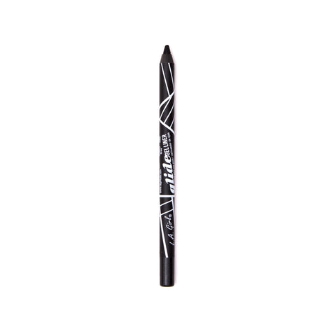 LA Girl Glide Gel Liner - Black Magic