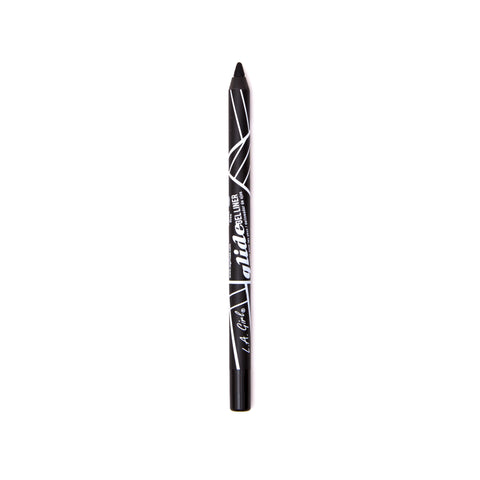 LA Girl Glide Gel Liner - Very Black