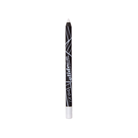 LA Girl Glide Gel Liner - Whiten