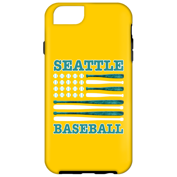 mm_seattle_bb_flag iPhone 6 Tough Case