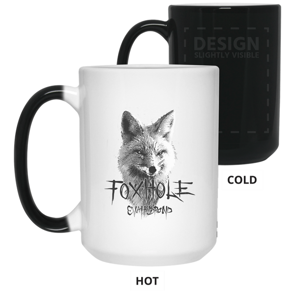 FOXHOLE+EVAHBRAND Magic Mugs
