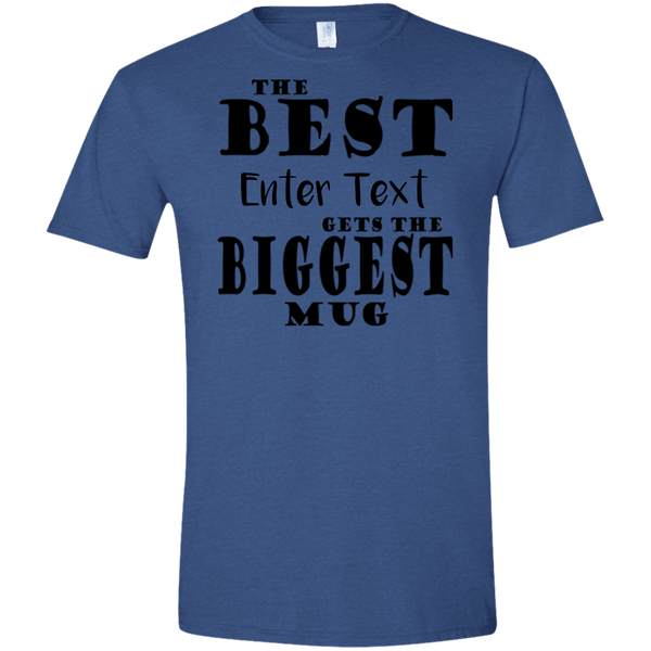 Personalized - The Best Occupation Softstyle T-Shirt