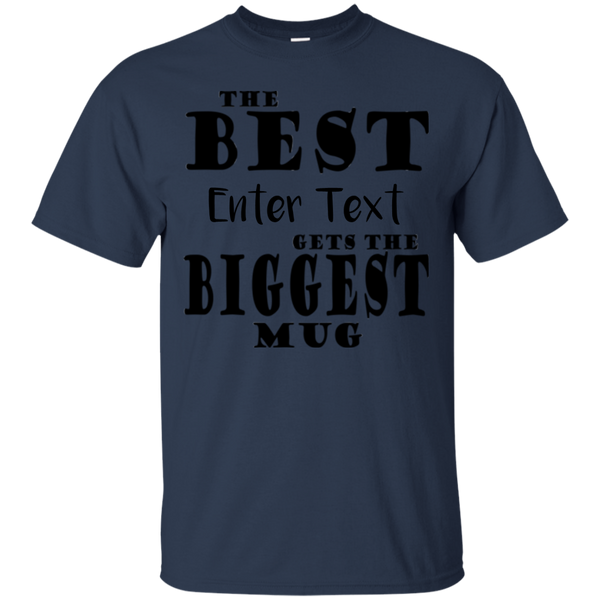 Personalized - The Best Occupation T-Shirt