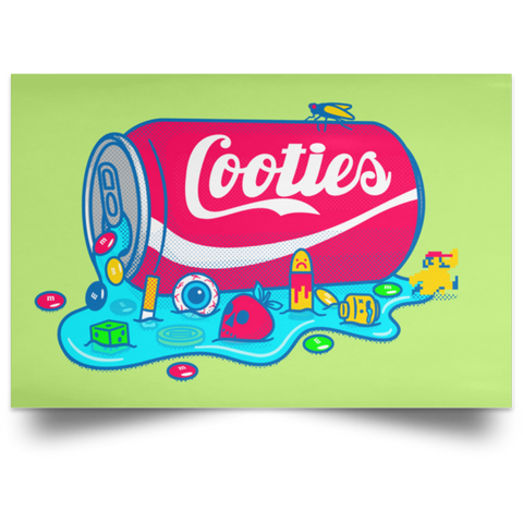 Cooties - Full Front - POSLA Landscape Poster