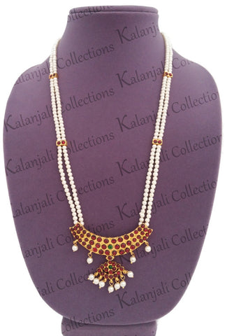 Kids Long Necklace Haaram-LNK2113