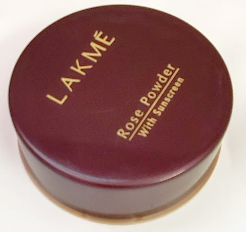 Loose Face Powder - Warm and Soft Pink