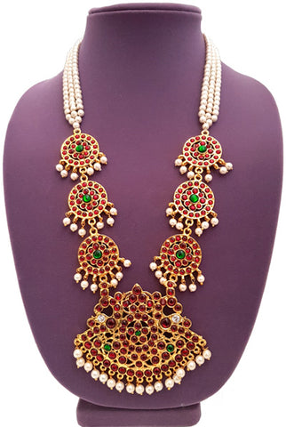 Long Necklace Haaram LN2027