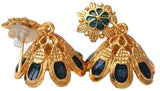 Kerala Style Palakka Earrings - EJK2609B