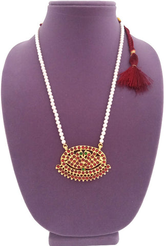 Kids Long Necklace Haaram-LNK2104