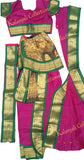 readymade kuchipudi dress