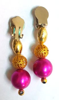 Drama Earrings Kundals