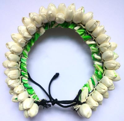 Light Weight Stem of Lotus Flower Band