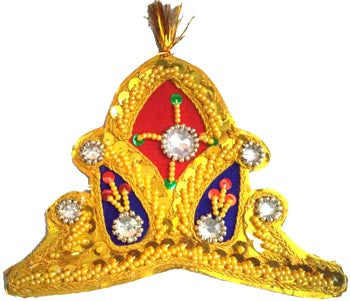 Krishna Gopal Mukut Crown