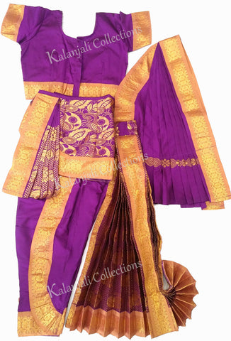 kuchipudi dress