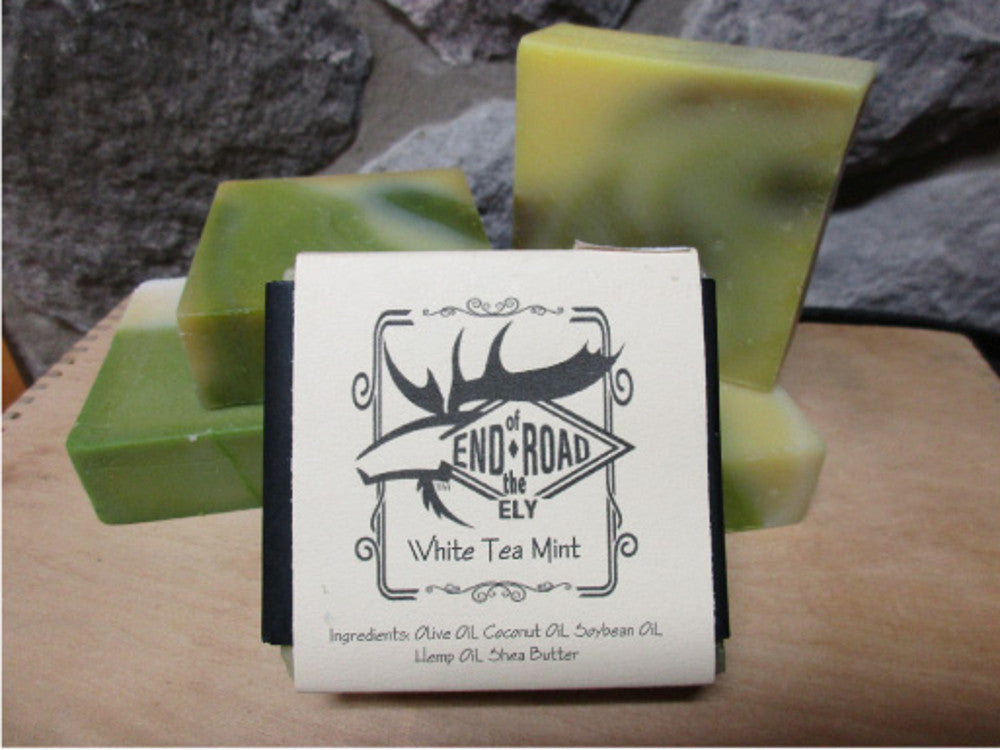 End of the Road Signature Soap
