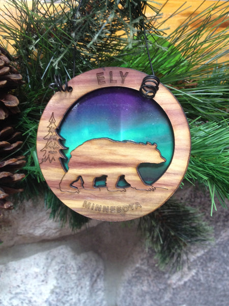 Northern Lights Ornaments Wholesale