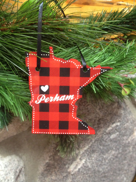 Your State Ornaments Wholesale