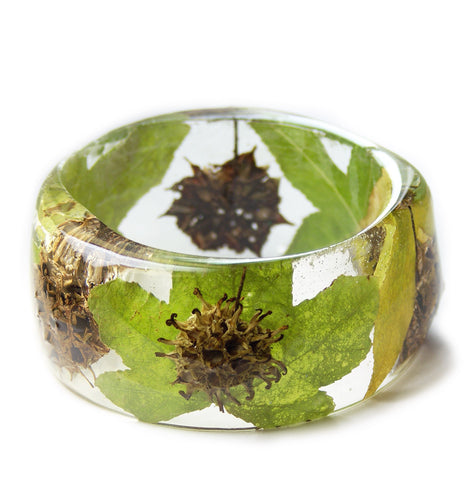 Sweet Gum Tree Bracelet