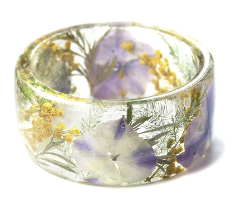 Arid Flower Bouquet Bracelet
