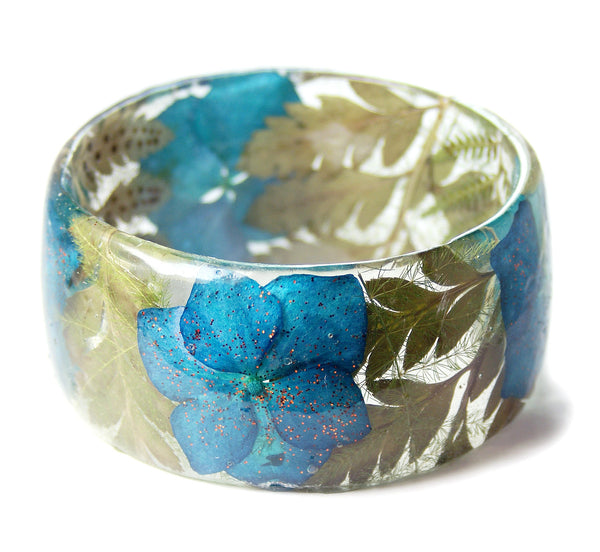 Antique Floral Garden Bracelet