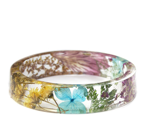 Beautiful Flowers Bracelet