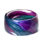 Colorful Feather Bracelet