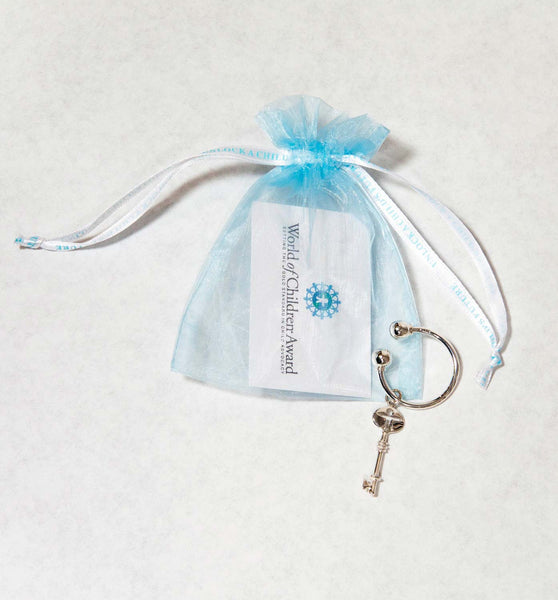 horseshoe key ring