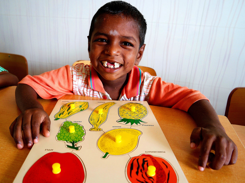318 Nutritious meals for children in India