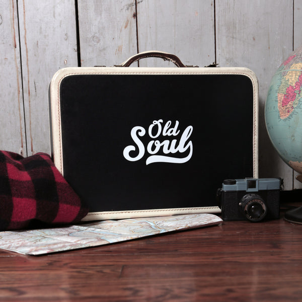 Old Soul Transfer Sticker