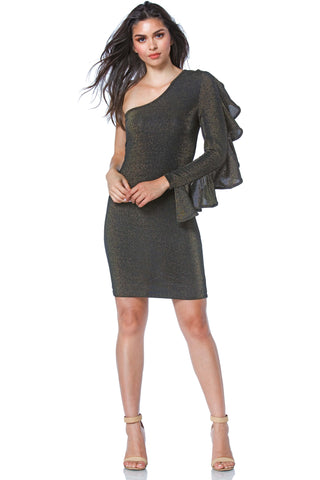Nina Sheer Knit Dress for Women