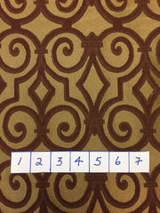 Fabric 16: Regal Scroll