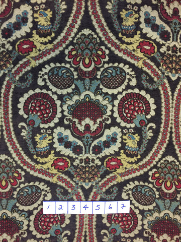 Traditional Chenille Fabric