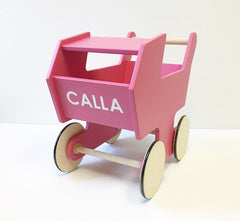 Personalized Stroller Push Cart