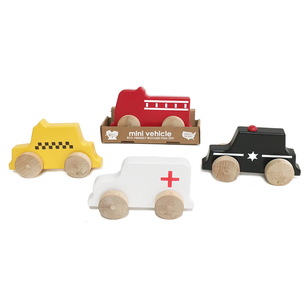 Mini City Vehicles