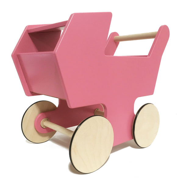 Pink Stroller Push Cart (without personalization)