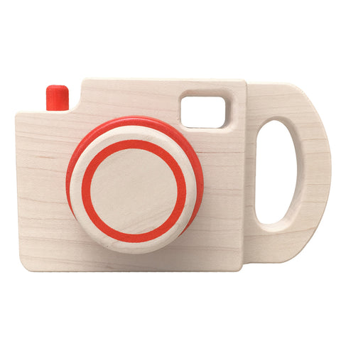 Wooden Camera, Dark Orange