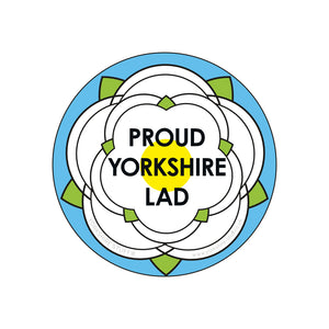 Proud Yorkshire Lad Pocket Mirror