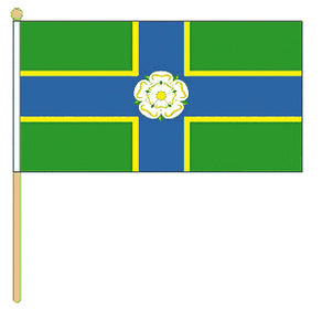 North Riding Hand Flag