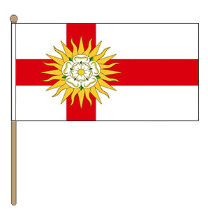 Small West Riding Flag