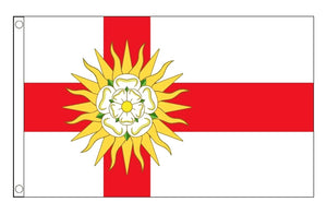 Full Size West Riding Flag