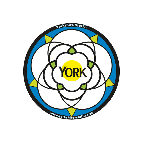 York Bottle Opener / Fridge Magnet