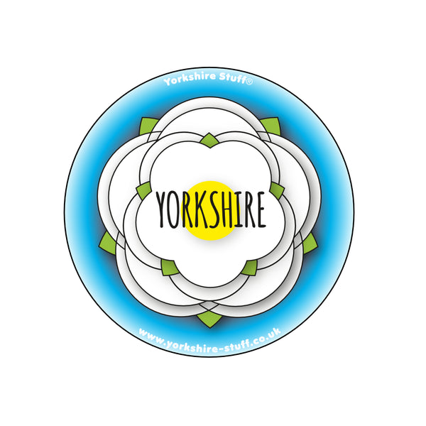 Yorkshire Fridge Magnet / Bottle Opener
