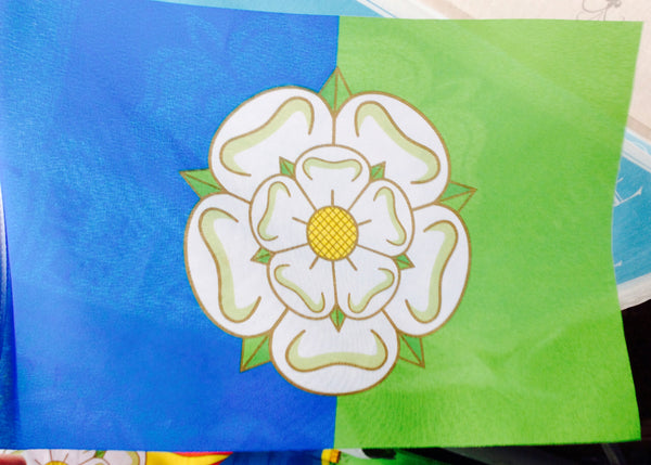 East Yorkshire hand flag