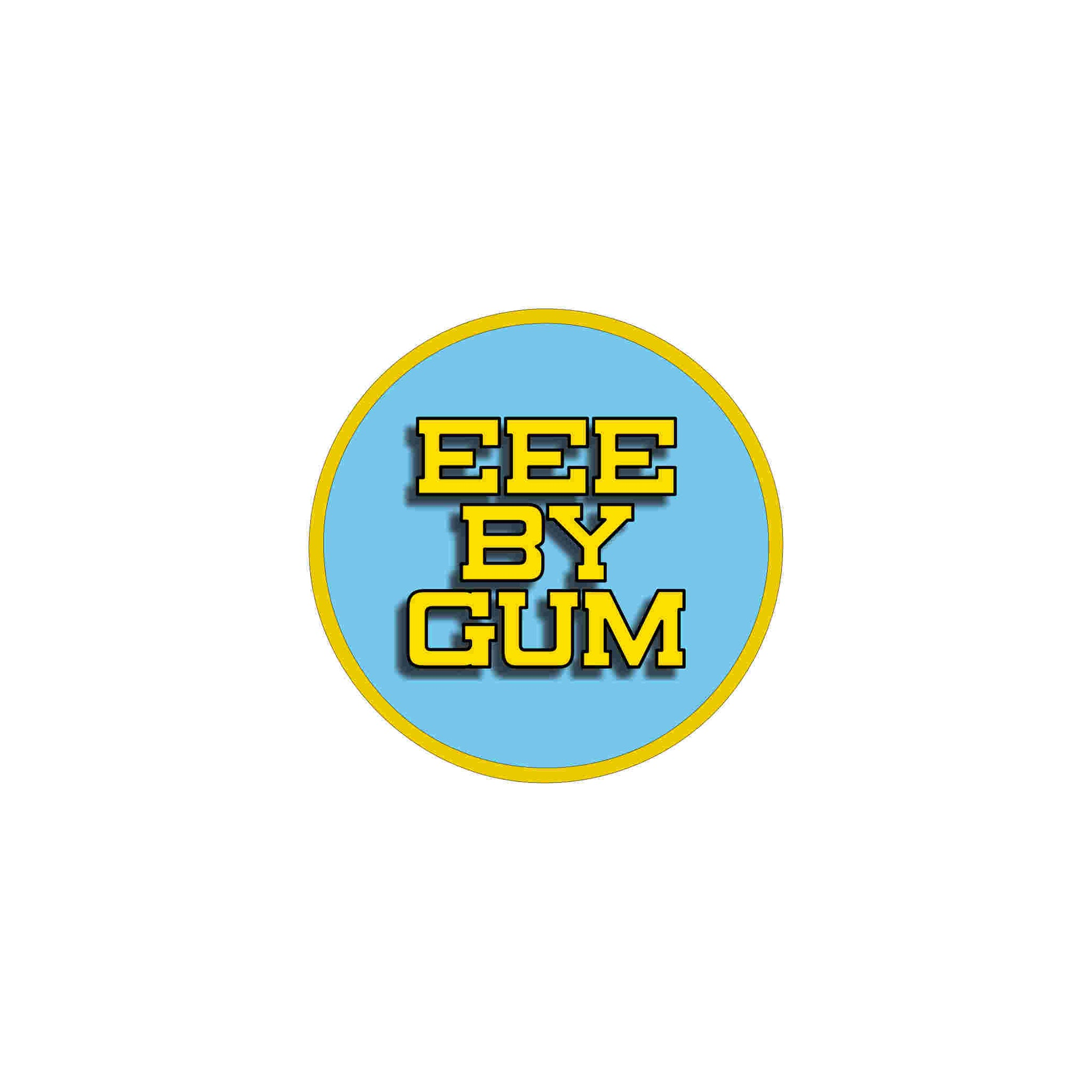 Eee By Gum Lapel Pin