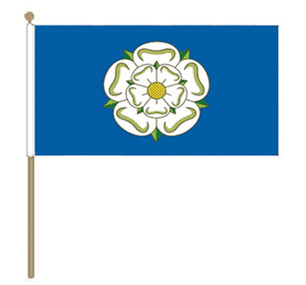 Small Yorkshire flag 9x6""
