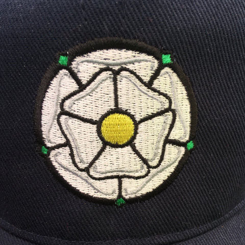 White rose cap
